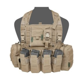 Chest Rigs & Back Panels