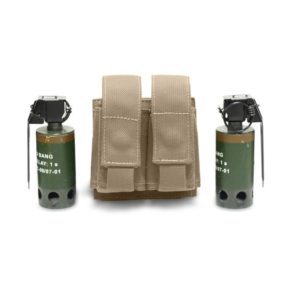 Ammo Pouch- GRENADE: Smoke, Frag & Flash-bang